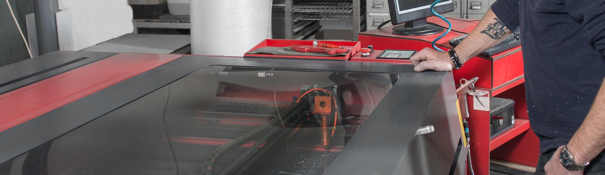 frezen laser snijden